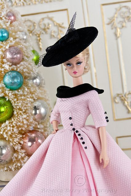 Barbie loira glamour