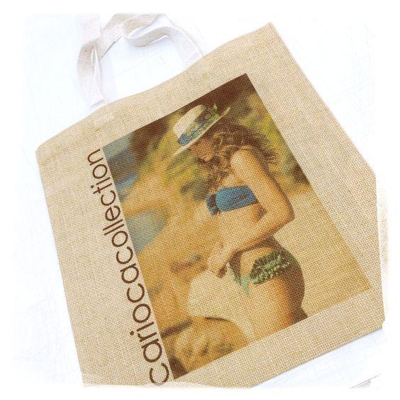 print your natural bag (beach bag or shopping bag)