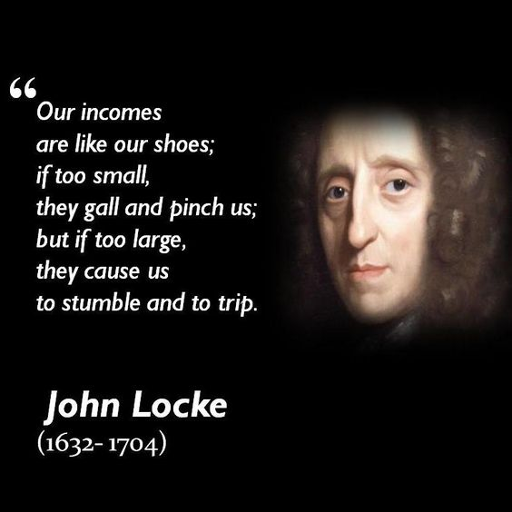 This quote is really great..wonderful wisdom made by John Locke!!