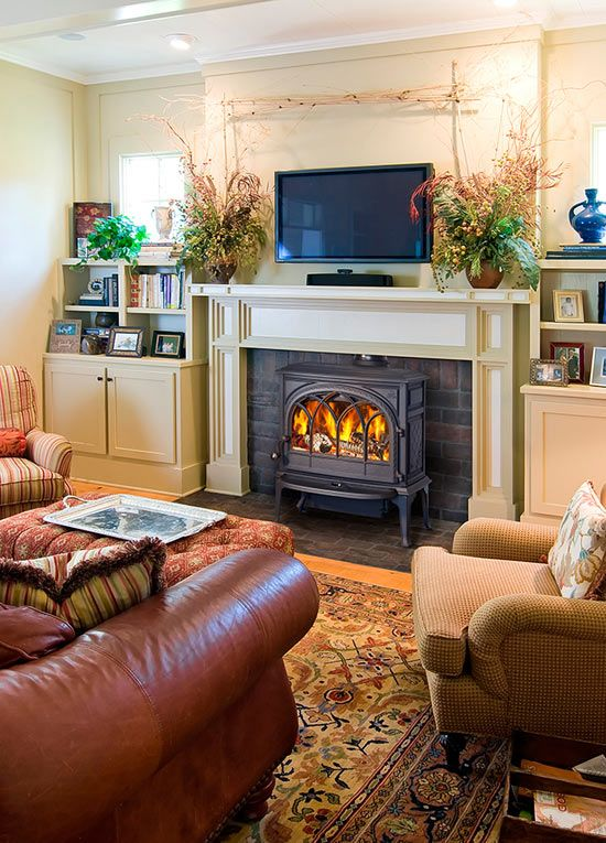 Stove We And Mantels On Pinterest