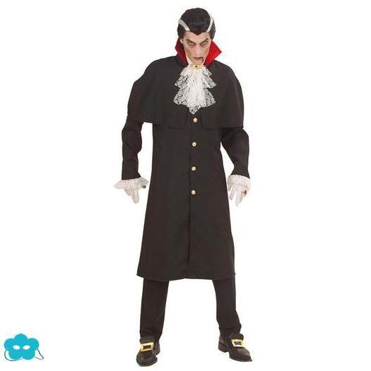 disfraz de drcula para hombre