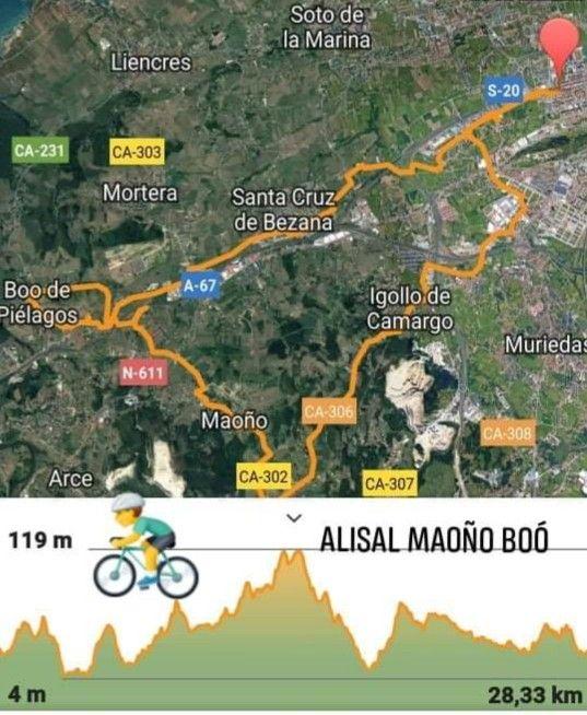 Pin Van Ebp02 Op Rutas De Senderismo Y Bicicleta En Cantabria