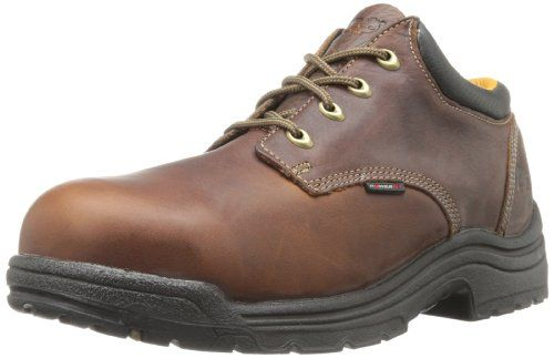 Timberland PRO Men's 40044 Titan Safety-Toe Oxford $114.95