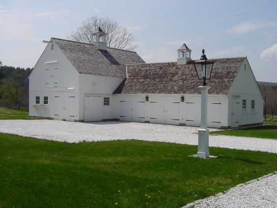 Our 1 1 2 story barn 24 39 x 36 39 attached to our carriage for 2 story barns