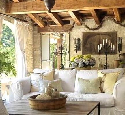 Pin By Marcia Frelke On Quality Pins In 2020 French Living Room Decor Rustic Italian Decor Country Living Room Design