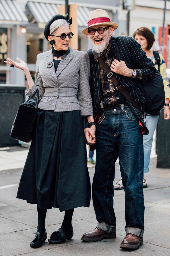 Streetstyle на Неделе мужской моды в Лондоне