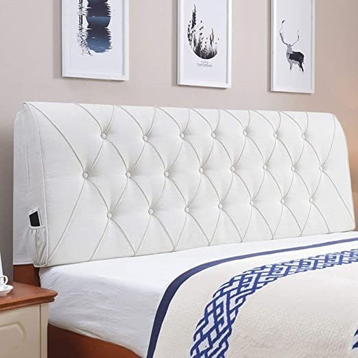 bed cushion backrest support pillow
