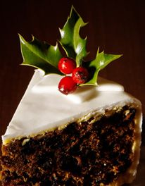 Mary Berry's classic fruit cake... This is the perfect cake for Christmas, birthdays and all special occasions – it's a winner...