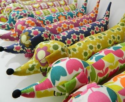 dachshunds pillows