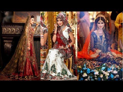 Latest Top 50 Bridal Dresses Best Indian Pakistani Bridal Dress Designs Bridal Dress Design Pakistani Bridal Dresses Nice Dresses