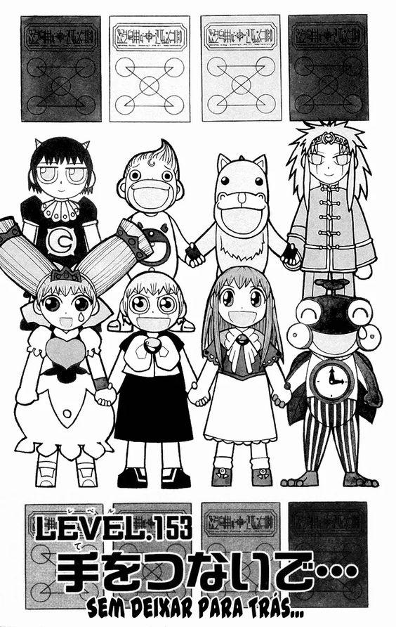 mangaREADER: Konjiki no Gash Bell - Capítulo 153