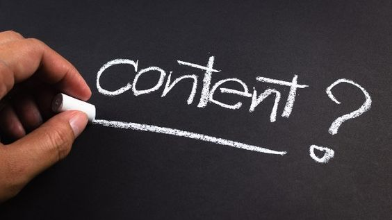 Content is important to your marketing strategy and it attracts search engines to provide useful information for your potential customers.