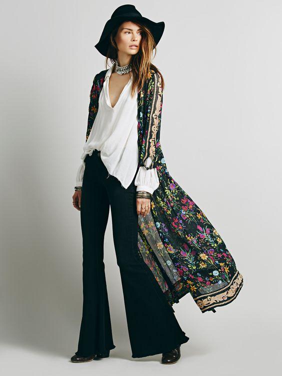 Free People Wildflower Kimono, €253.91