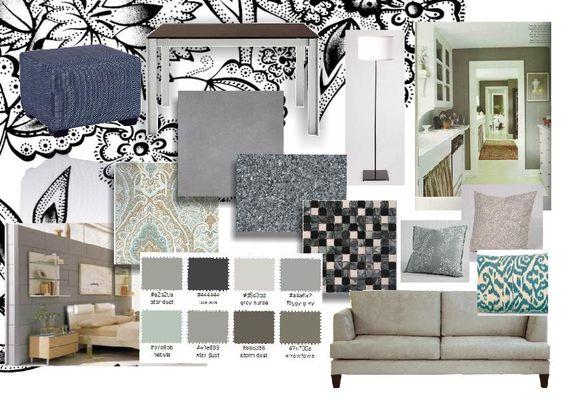 interior design mood board creator - Mood boards, Wedding planning and Interiors on Pinterest