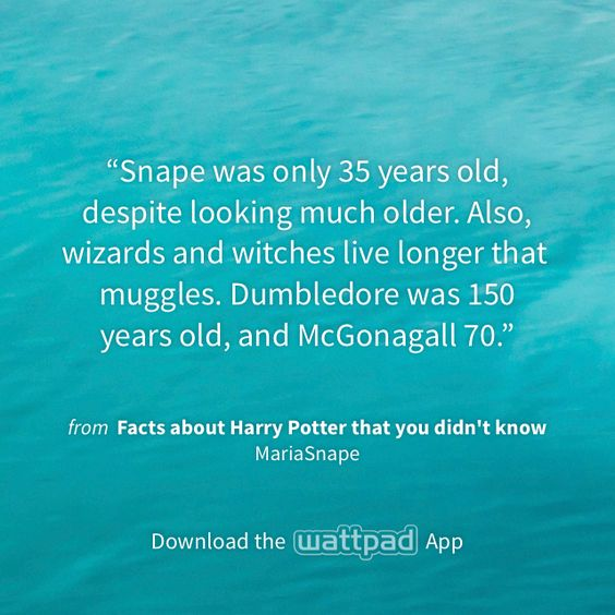 """I'm reading """"Facts about Harry Potter that you didn't know"""" on #Wattpad. http://w.tt/1xg3ehZ #shortstory #quote"""