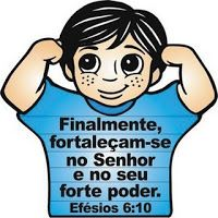 Mudadinhos   Ministério Infantil Tempo de Mudança: Armadura de Deus