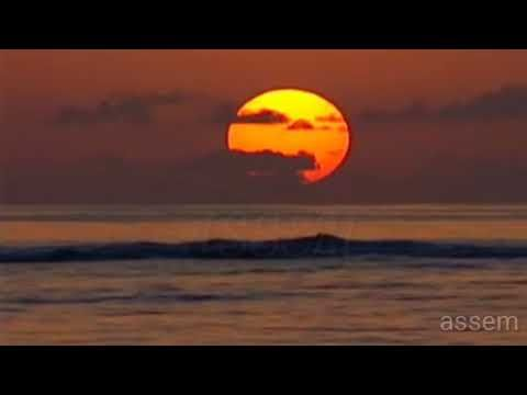 عزف عود حزين يبكي في حضن البحر ويشكي للغروب Music Youtube Celestial Planets Outdoor