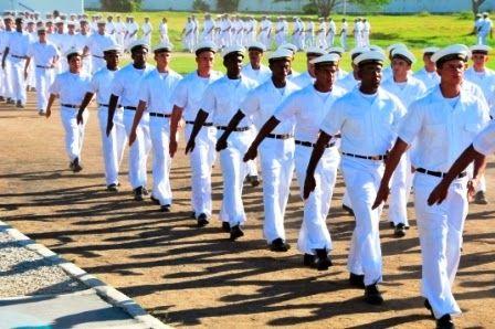 Taís Paranhos: Aprendizes-Marinheiros: 2.200 vagas para nível fun...