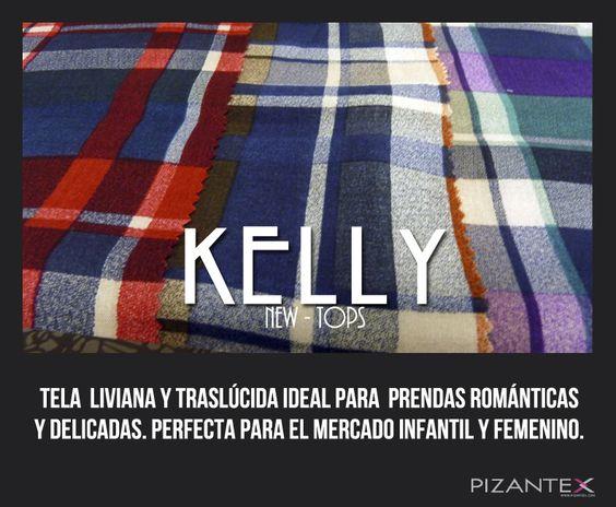 New Tops. Ref. Kelly Clasicos renovados