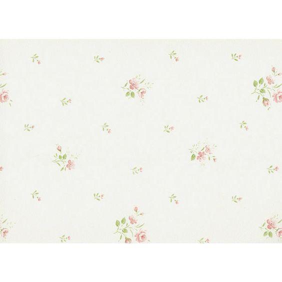 Floral bege papel de parede leroy merlin quarto - Papel pared leroy ...
