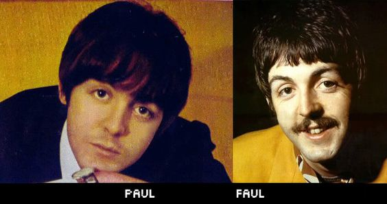Plastic Macca - Paul is Dead: Judy in Disguise: Doubles, Impostors and Disguises