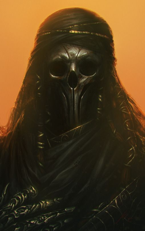 A God from My Worlds: Erebos, the Black Sun