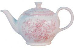 Pink Asiatic Pheasant - Konvice na čaj 1.2 l