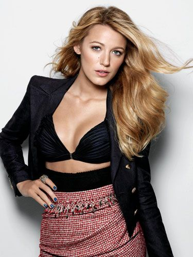 "the hottest women in the world today ;Rachel,"" Blake Lively's long, blonde Gossip Girl tresses have become one of the most requested styles in salons across America — even prompting a New York Times article chronicling the craze. - GoodHousekeeping.com"