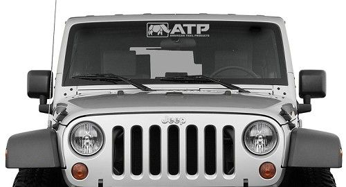 Atp 16 Logo Jeep Suv Car