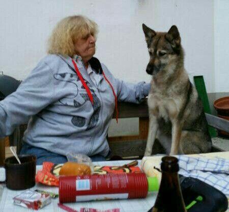 auch beim Grillen mit Oma