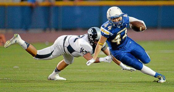 Sierra Canyon High School football dominates against Agoura High School