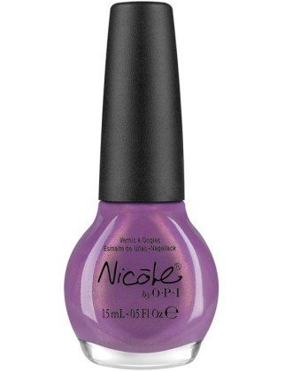 NICOLE BY OPI NAIL POLISH IN PURPLE YOURSELF TOGETHER, $7.04