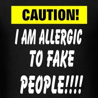 So true, especially the ones who fake concern