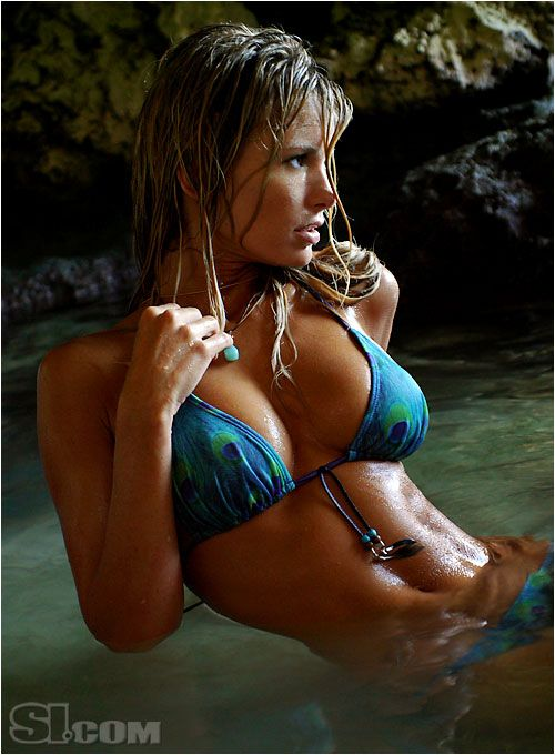 Marisa Miller - Sports Illustrated Swimsuit 2007 Location: Negril, Westmoreland, Jamaica, The Caves Photographed by: Raphael Mazzucco. SI calendars http://www.sports-calendars.com/sports-illustrated-swimsuit-calendars.htm