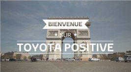 Idée Toyota Positive- Bernard le super héros