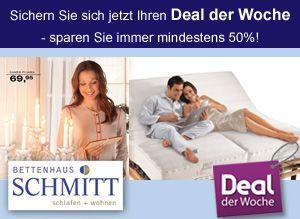 Das Bettenhaus Schmitt ist ein kompetenter Ansprechpartner, wenn es um Ihre persönlichen Schlafbedürfnisse und Ihr Wohlbefinden geht!