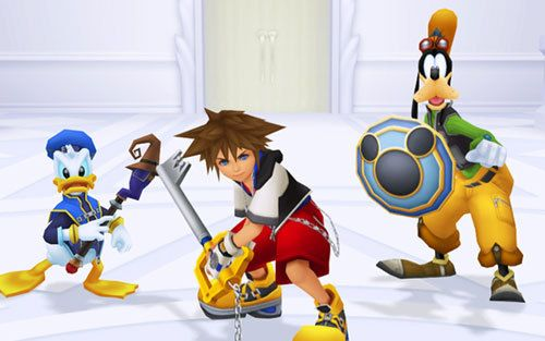 Kingdom Hearts Hd 1 5 Remix Standard Edition Playstation 3 91331 Best Buy Kingdom Hearts 1 Kingdom Hearts Hd Kingdom Hearts