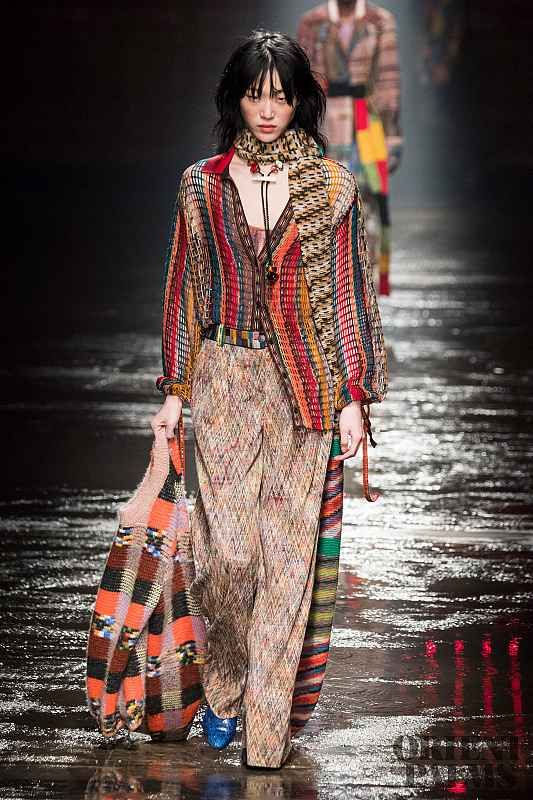 Missoni Fall-winter 2018-2019 - Ready-to-Wear