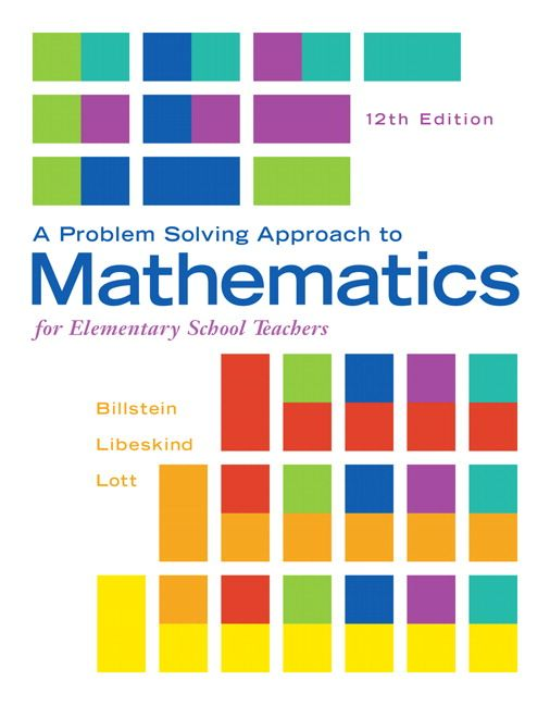 Problem Solving Approach To Mathematics For Elementary School