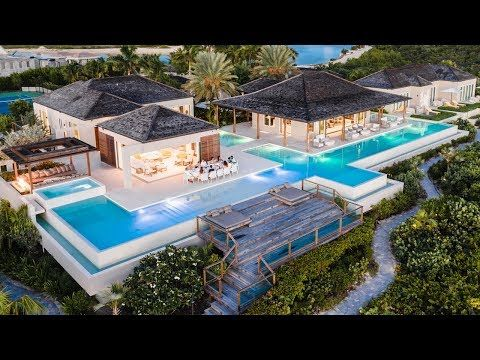 The Official Website Of Turtle Tail Estate A Luxurious Private Holiday Villa On The South Side Of Providenciales Disc In 2020 Holiday Villa Estates Turks And Caicos