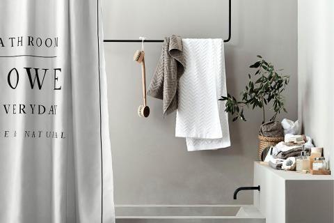 Duschvorhang Flexible Losung Fur Badewanne Dusche Badewanne