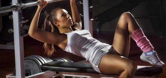 Entrenamiento de pesas en mujeres: ¿por qué hacerlo, cuáles son sus beneficios