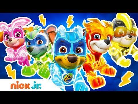 Mighty Pups Super Paws Trailer Sneak Peek Paw Patrol I Nick Jr Youtube Paw Patrol Nick Jr Alvin And The Chipmunks