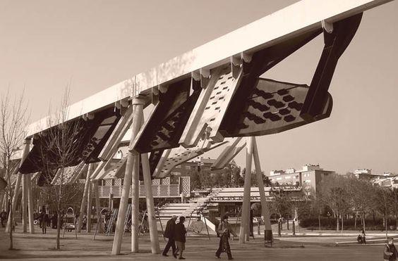 Parc del Colors. Enric Miralles