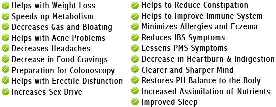 Colon Hydrotherapy Benefits | Scottsdale Colon Hydrotherapy: