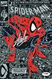 #5: Stan Lee Signed Marvel Spider-Man #1 Comic Book Torment 1990 Silver Cover PSA http://ift.tt/2cmJ2tB https://youtu.be/3A2NV6jAuzc