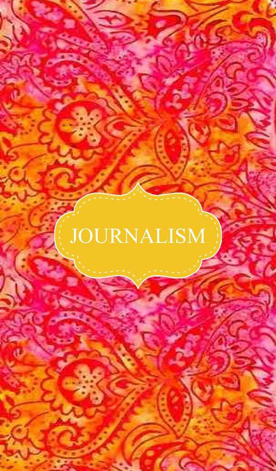 journalism iphone wallpaper