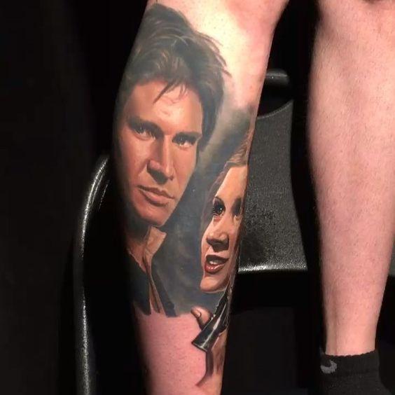 Han & Leah Tattooist #NikkoHurtado