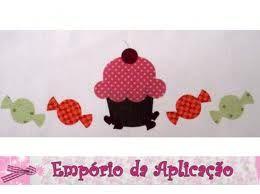 panos de prato cupcakes desenho - Pesquisa Google