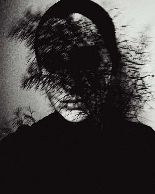 Jone Reed Bw Double Exposure Art Double Exposure Photography Art Poses Human Silhouette